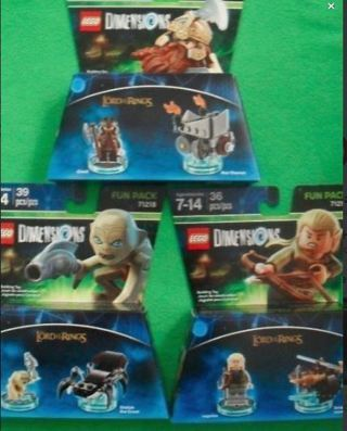 1 NEW TOYS LORD OF THE RINGS Lego Figure Set FREE SHIPPING
