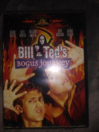 Bill & Teds Bogus Journey DVD