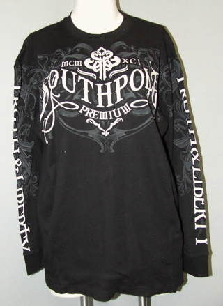 5427712d Free: NEW! Size 4X Mens Southpole Black Thermal Shirt Big & Tall ...