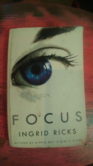 Focus by Ingrid Ricks