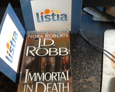Immortal In Death  by Nora Roberts  (A.K.A. J.D. ROBB)