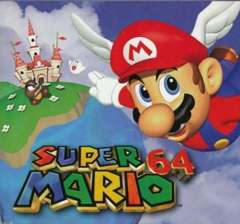 Super Mario 64 - Nintendo Wii U [Digital Code] Nintendo