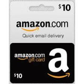 free amazon gift card gift cards auctions for free stuff. Black Bedroom Furniture Sets. Home Design Ideas