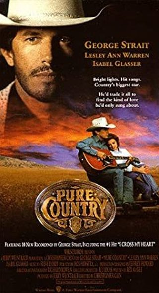 Pure Country VHS