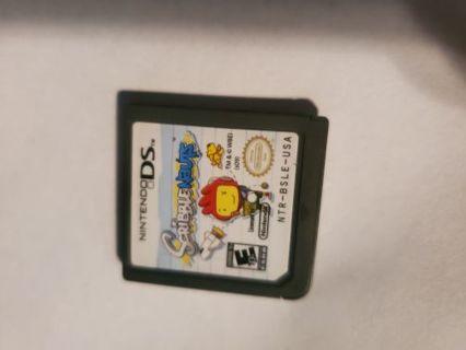 ScribbleNauts Nintendo DS game