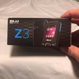 Blu Z3-Brand new in the box