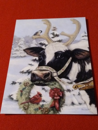 Christmas Card - Spirit