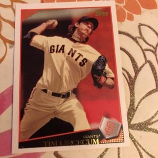 San Francisco Giants Cards