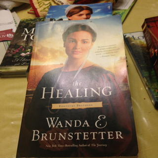 "Book 2 of 3 "" The Healing"" The story of the Amish Kentucky Brothers"