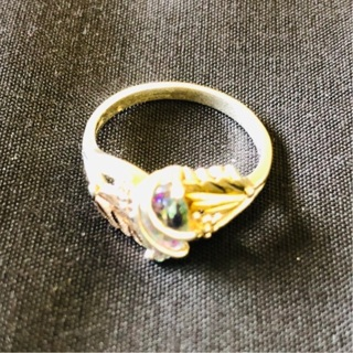 Sterling Silver/BHG Mystic Topaz Ring