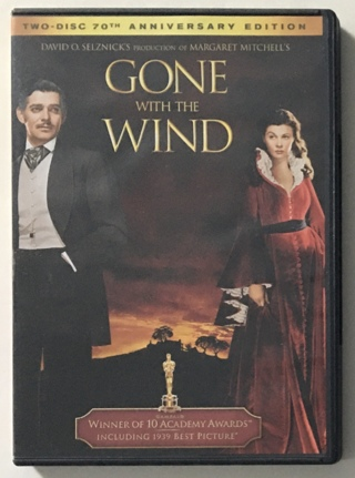 Gone With the Wind 2-Disc DVD 70th Anniversary Edition Movie