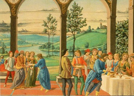 1997 Art Treasures of the Vatican Library Trade Card: Nehemiah