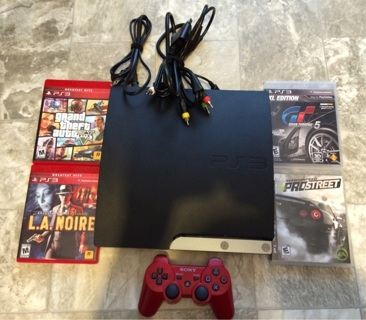 Sony PlayStation 3 - 150GB Bundle