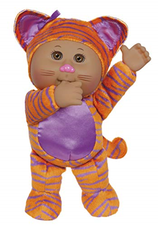 Cabbage Patch Cuties Zoo Tiger