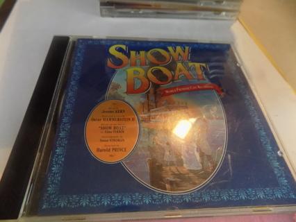 Show Boat World Premiere Cast recording CD