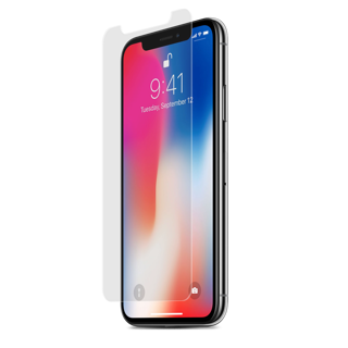 NEW Apple iPHONE Xs MAX Clear Screen Protector for cell phone FREE GIFT
