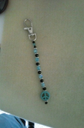 Zipper Pull just for you!!
