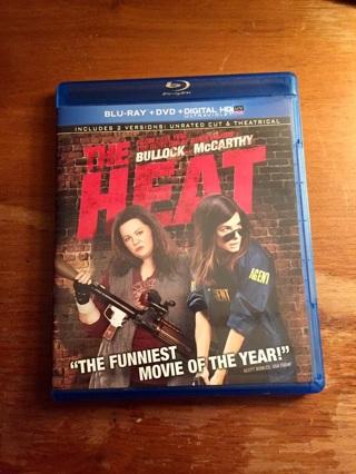 The Heat (2013) DVD/Blu-Ray