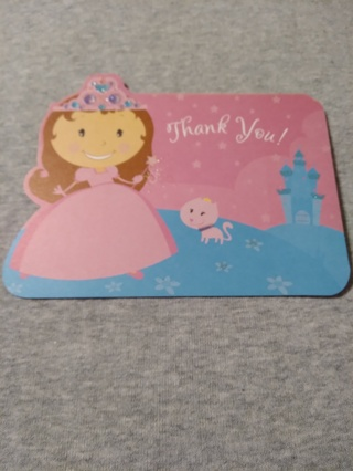 Notecards - Thank You!