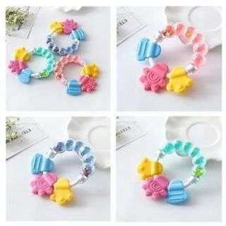 Toy Silicone Mother Kids Teether Rattle Dental Care Baby Care Baby Teethers