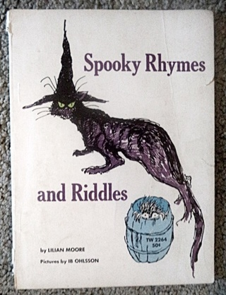 Spooky Rhymes and Riddles by Lilian Moore