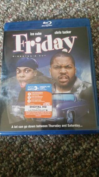 Friday directors cut digital copy