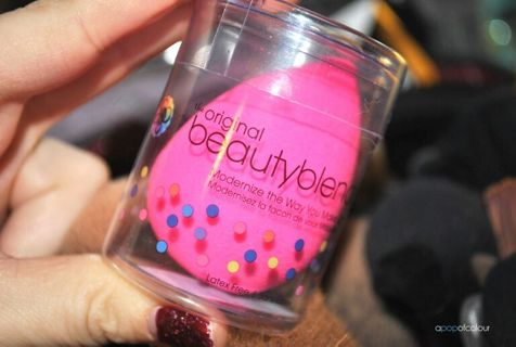 Beauty blender real not a knock off
