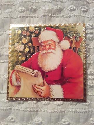 Christmas Cards - Santa's List