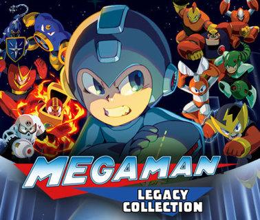 Mega Man Legacy Collection - Steam Key