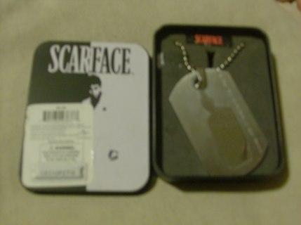 Scarface Necklace