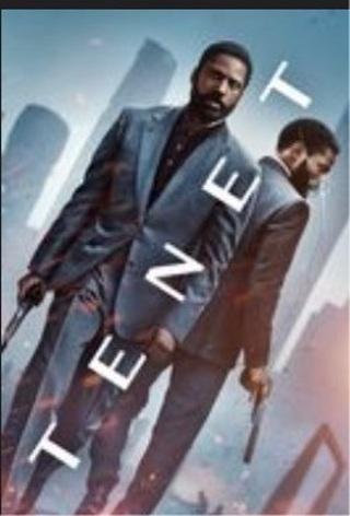 Tenet MA copy from 4K Blu-ray