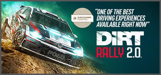 Dirt Rally 2.0 Steam Key Code