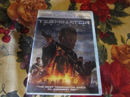terminator genysis movie dvd