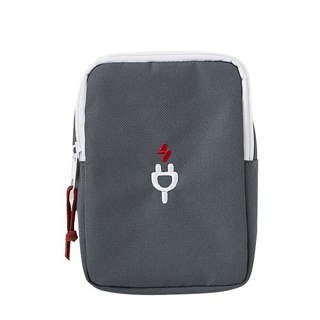 Portable Travel Gadget Storage Bag Cable Digital Bag Data Lines  Organizer  Accessories