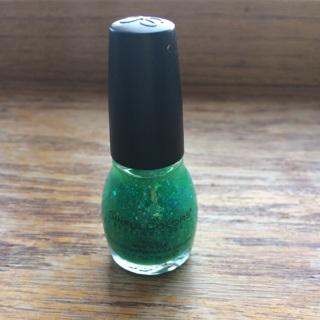 Sinful Nail Polish in Green Ocean NEW