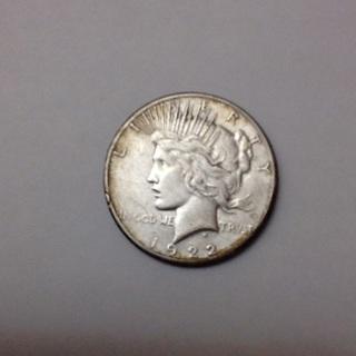 Liberty 1922 Dollar