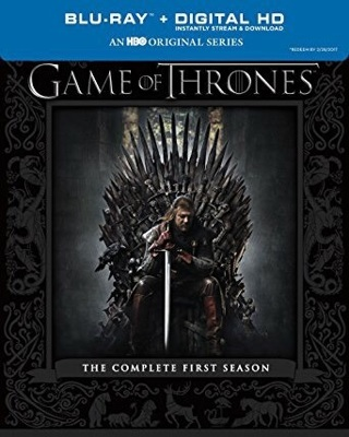Game of Thrones Season 1 Digital HD Redemption Code for iTunes or Ultraviolet