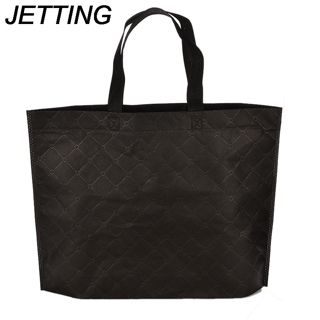 Shopping Bag Reusable Cloth Fabric Grocery Packing Recyclable Hight Simple Design Healthy Tote