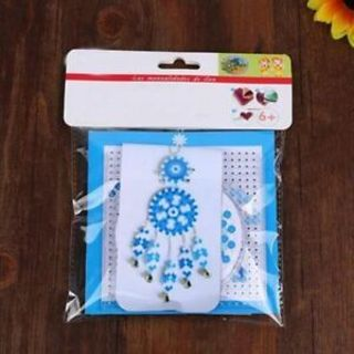 DIY Kit Dream Kids Toy Hama Perler Wind Chimes 5mm Fuse Beads Crafts Windbell