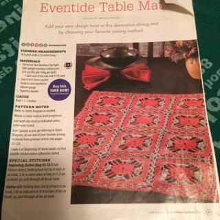 2 Crochet Patterns from Crochet Magazine Autumn 2015