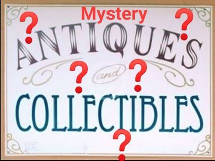 Estate Liquidation ● 3 Mystery Antique Items●