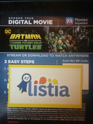 Batman vs Turtles  Movies Anywhere