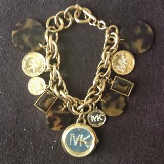 Free Michael Kors Watch Charm Bracelet
