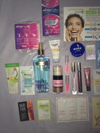 Victorias Secret Goodie Box