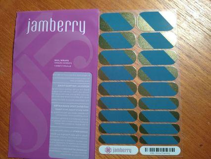 Prince Charming - Jamberry Nail Wrap Full Sheet