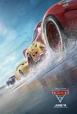NEW DISNEY'S CARS 3 BLU-RAY+ DVD + Digital Combo Pack