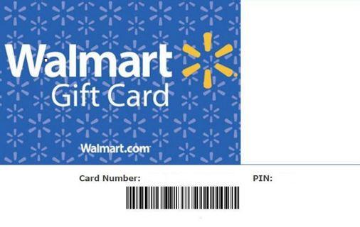 Walmart $10 eGift Card