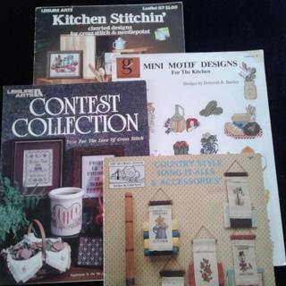 Cross Stitch Leaflets