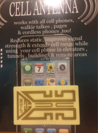 GEN X Cell Phone Antenna (free Shipping)