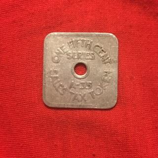 Tax token